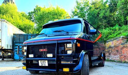The A Team Van UK 1
