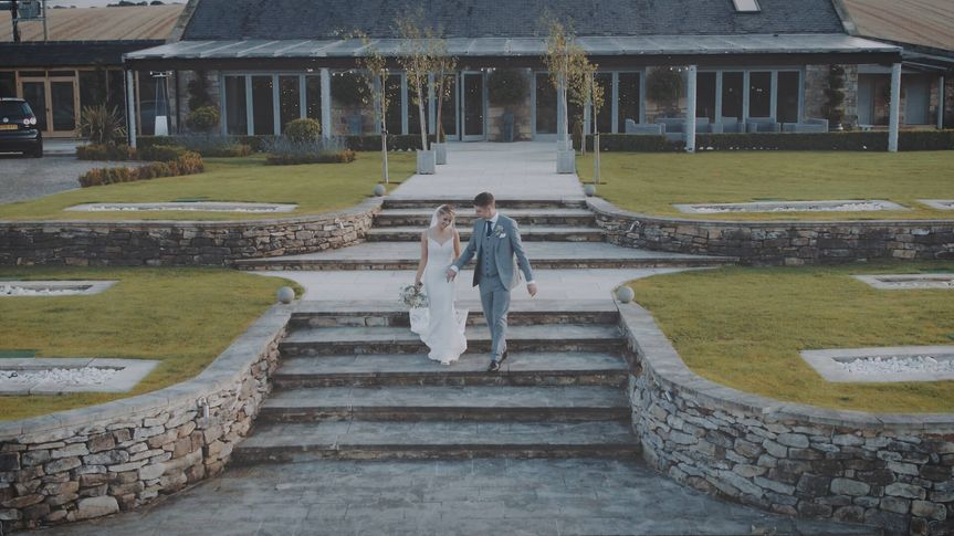 A step into the future - Andy Stelmach Wedding Filmmaker
