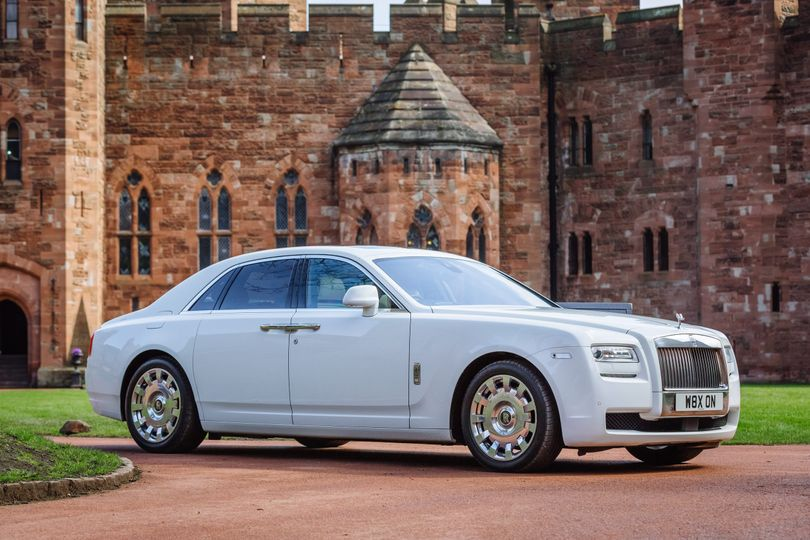 Our Rolls Royce Ghost