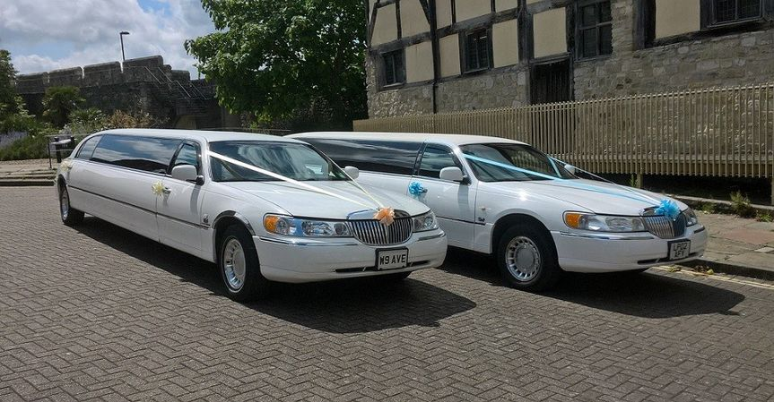 Two limos