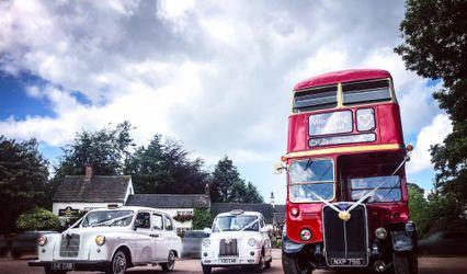 iDoTaxi Wedding Cars & Taxis 1