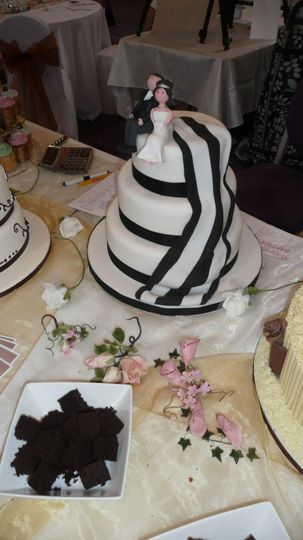 Coloured Theme Cake