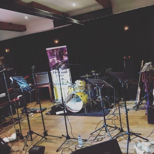 Band Set-Up