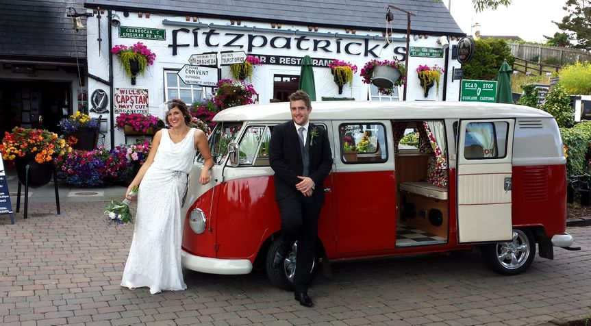 Hovis the Camper van