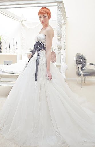 Lace and Tulle Princess Dress