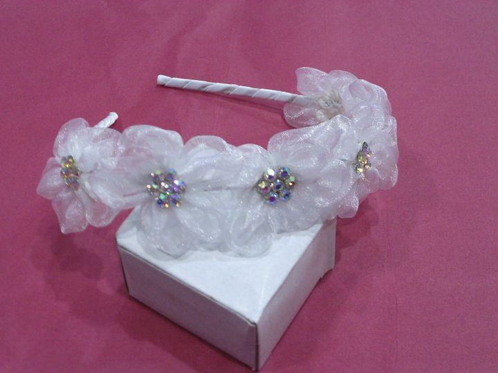 Flower girl Hairband