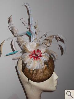 Feather Fascinators