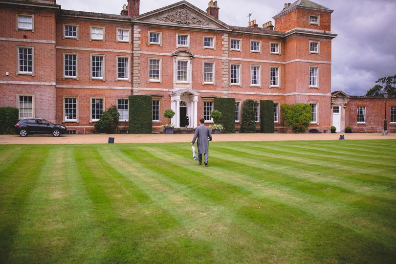 Kimberley Hall front