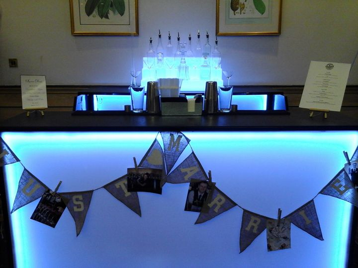 Colour Changing Illuminate Bar