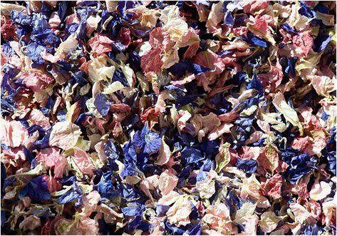 Natural Confetti