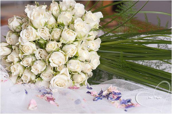 Delphinium Confetti Fallen By the Bouquet