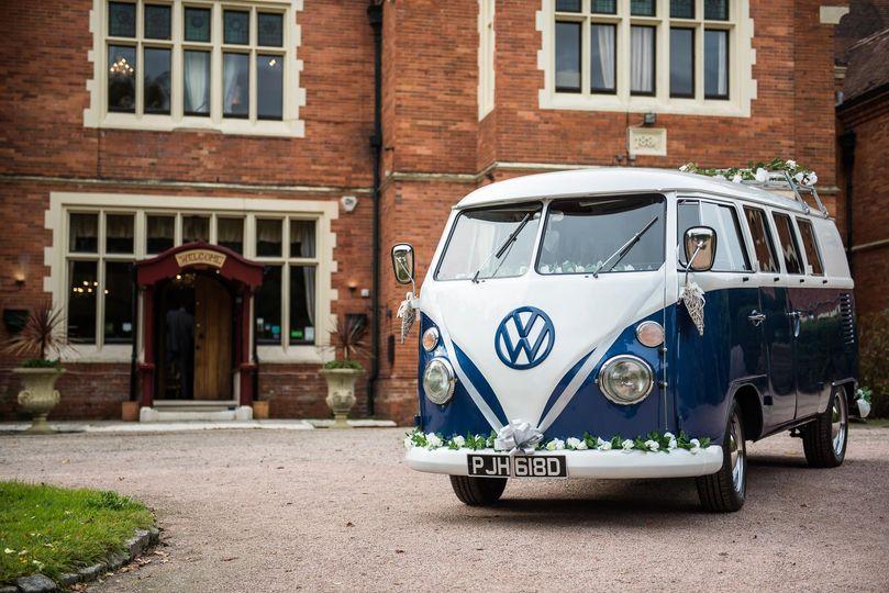 Blue at Highley Manor