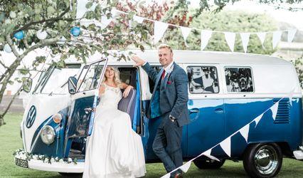 Something Blue Wedding Car Hire 1