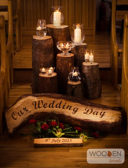wedding decorations ni rustic wedding hire 4 112638