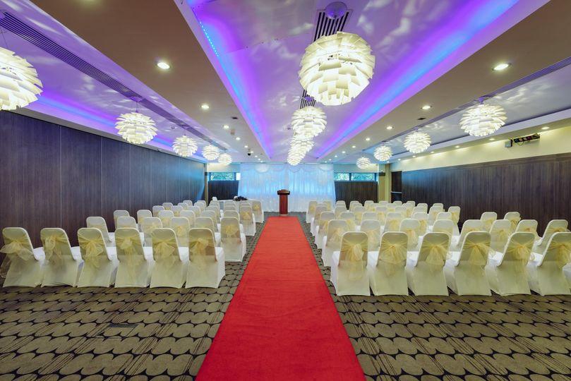 Ceremony Set up - Kingston 2