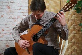 Scott Robertson - Classical Guitarist