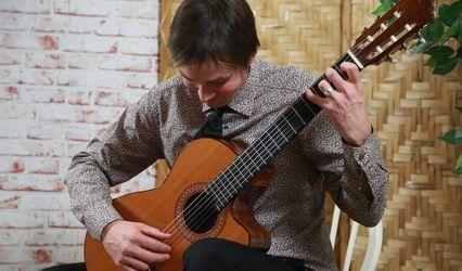 Scott Robertson - Classical Guitarist 1
