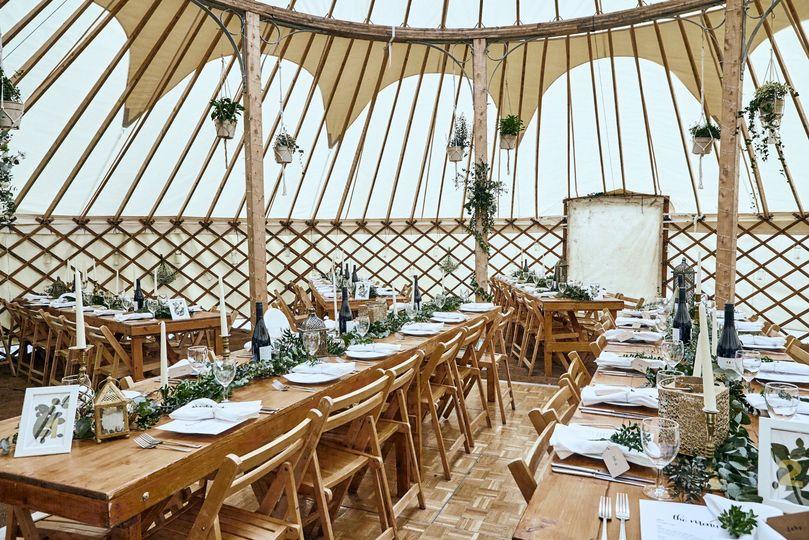 green yurts 42ft nts wedding img 9763 gracemarkhamphotography 4 182653 158635961530712