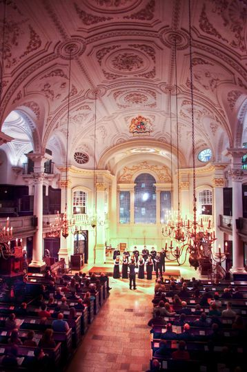 St. Martin in the Fields 1