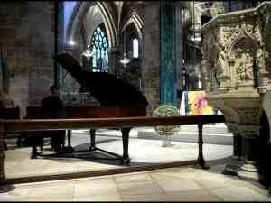 Pianist in Edinburgh