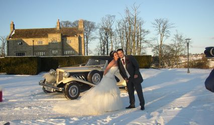 Grace Wedding Cars 1