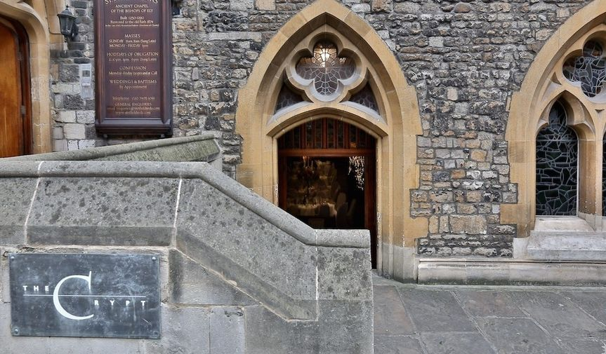 Exterior The Crypt