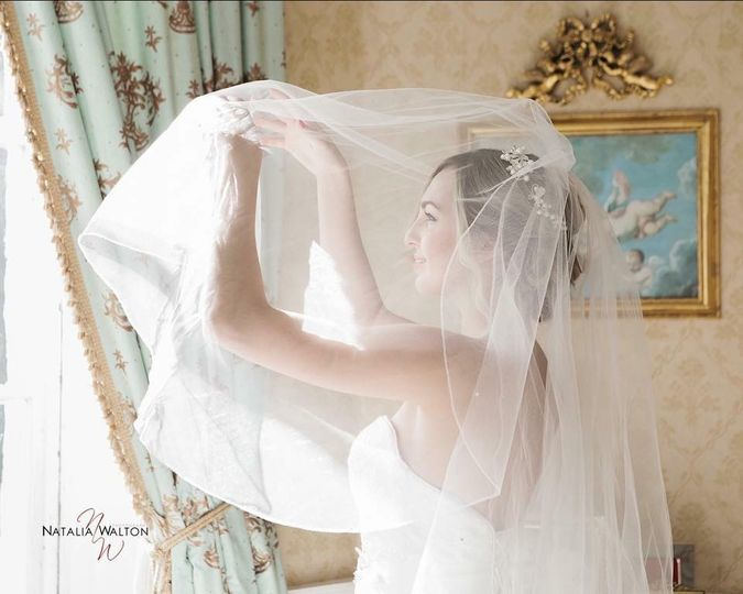 We also sell veils