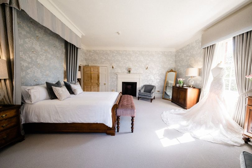 Tresco Bridal Honeymoon Suite