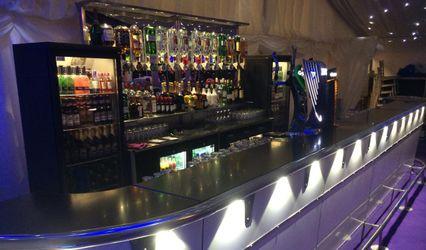 Blue Water Bars - Bar Hire