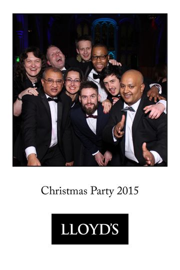 Lloyds London Christmas Party