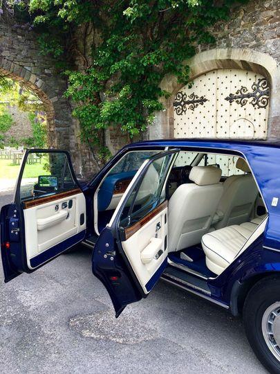 Rolls Royce spirit II