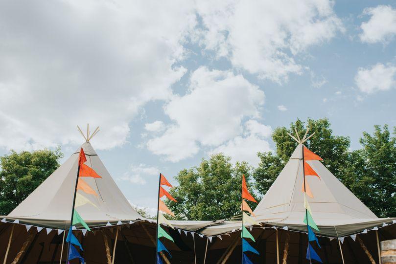 Festival Tipi Wedding WEDFEST