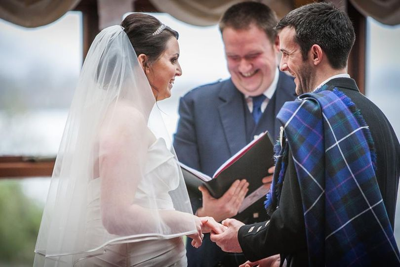 Ceremonies with a difference