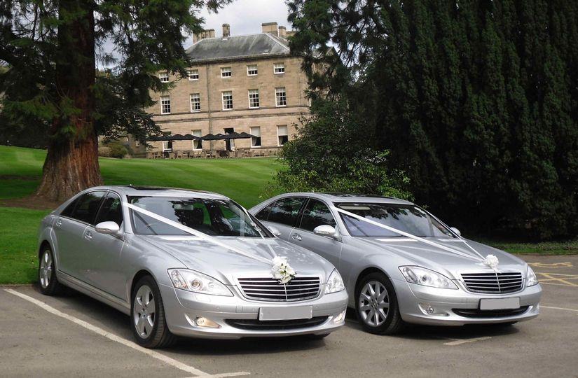 Close House Wedding Cars