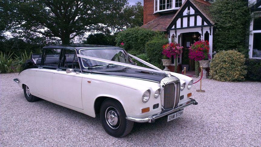 1970 Daimler