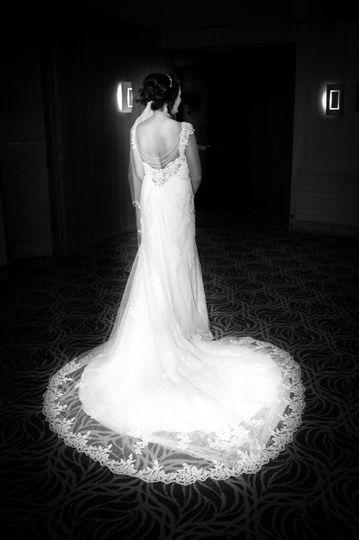 Bridal photographer NI