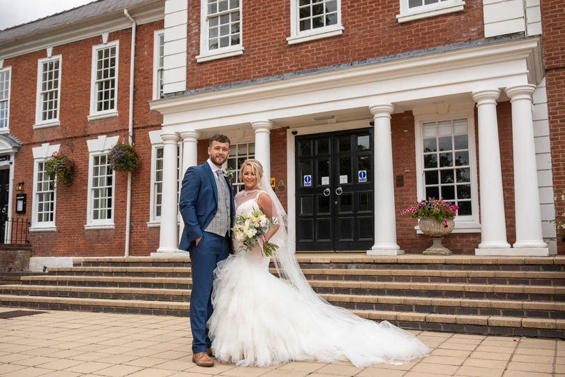 Manor Hotel - Wedding Venue