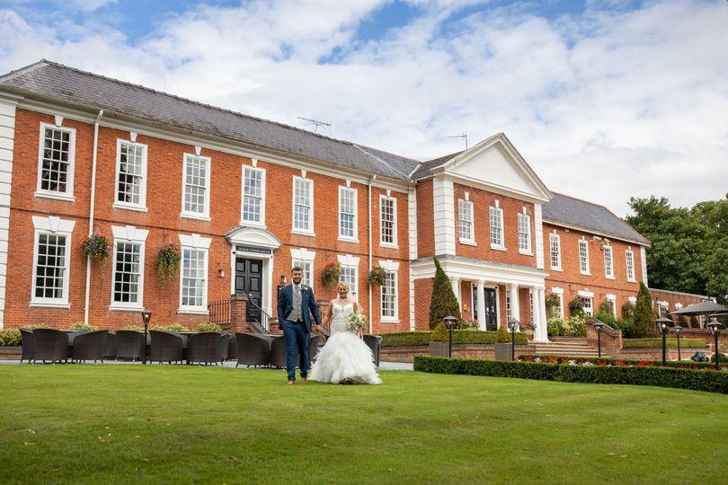 Manor Hotel - Wedding Venue
