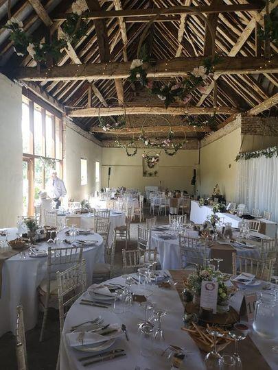Barn weddings (venues)