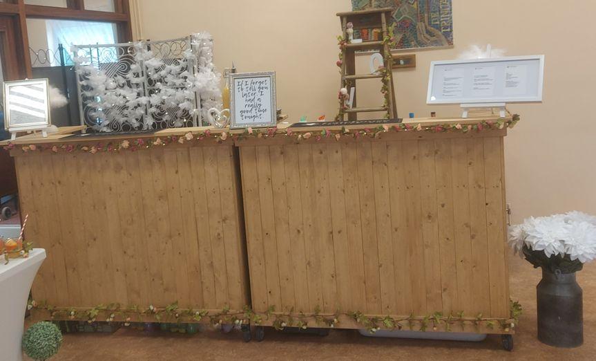 Timber Bar Small
