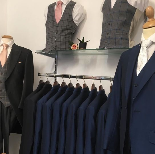 SG Menswear 2021