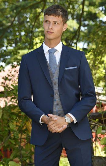 Royal tweed