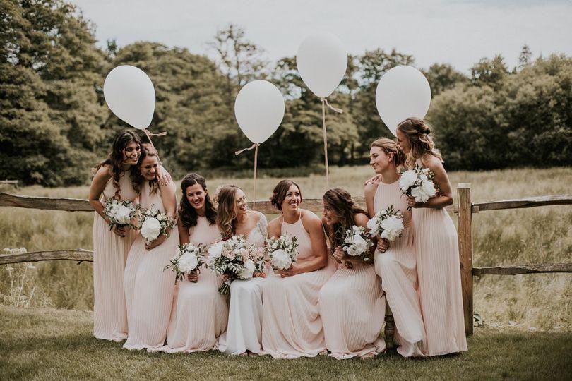 Summer Surrey Wedding