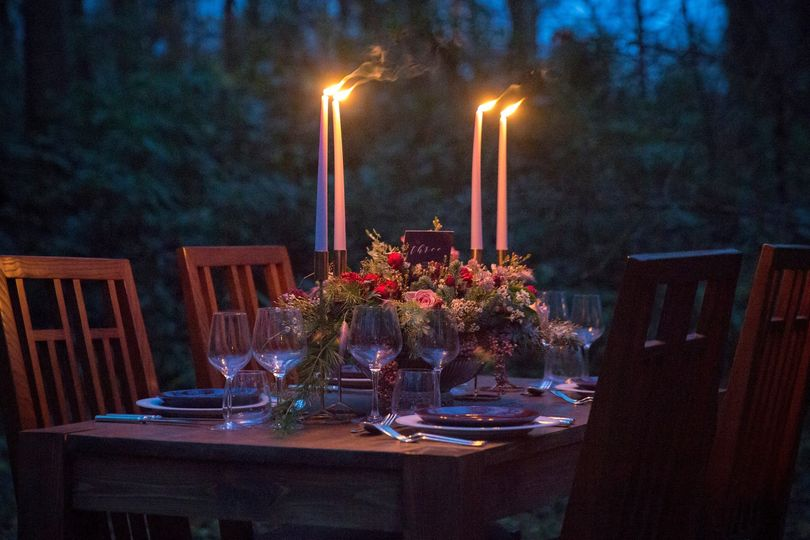 Surrey Woodland Wedding