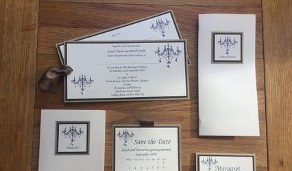 Wedding Stationery by Jennifer