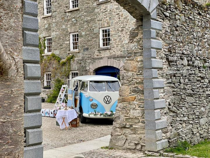 VW Photobooth Northern Ireland