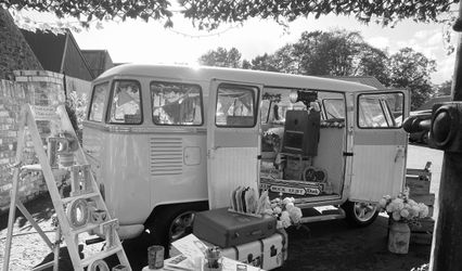 The Quirky Camper Booth 1