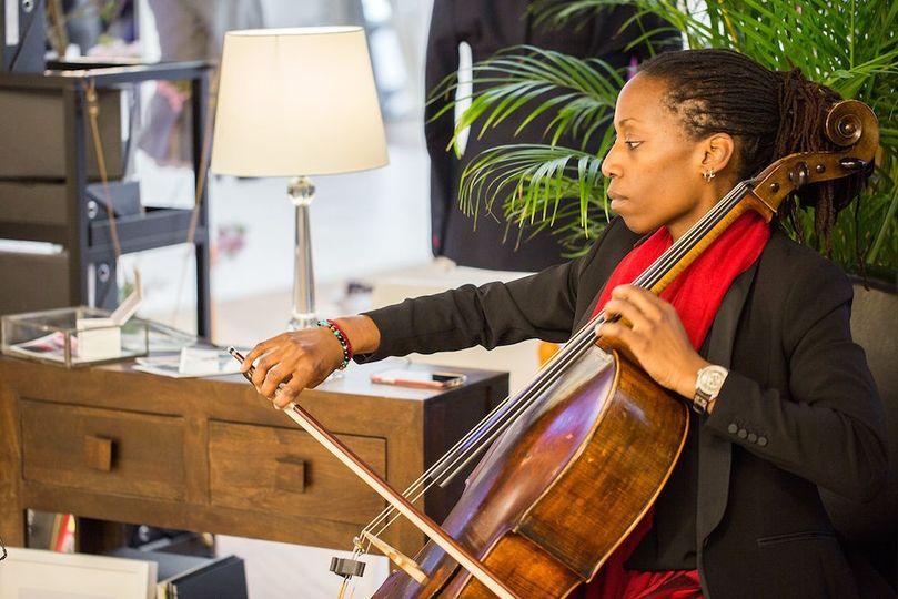 Performing indoors
