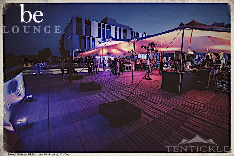 Marquee Hire Tentickle Stretch Tents & Canopies 4
