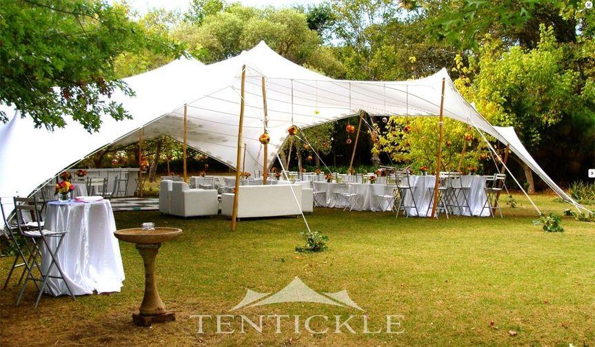 Festival-style wedding